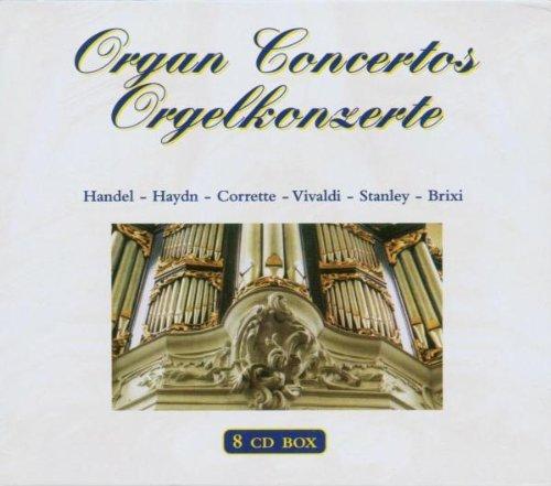 Orgelkonzerte - Organ Concertos