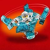 LEGO NINJAGO - Toupie Spinjitzu Zane - 70661 - Jeu de construction
