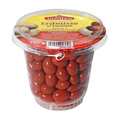 Dovgan Erdnüsse im Karamell. Im Becher 6er Pack