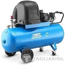 Abac S a39b 200CT3Compresor silenziato-200L Aire Comprimido Motor 3HP