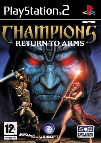 Champions Return to Arms - Ensemble complet - 1 utilisateur - PlayStation...