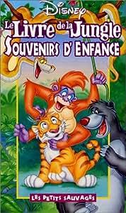 Le Livre de La Jungle : souvenirs d'enfance, les petits