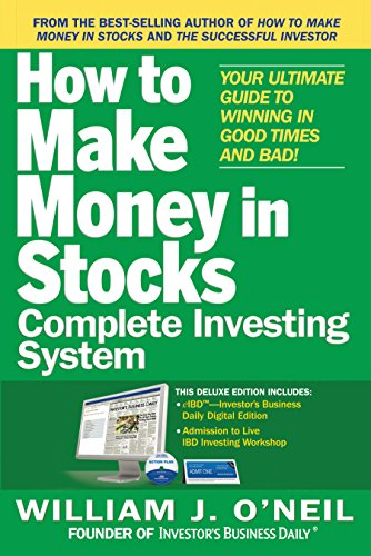 How to Make Money in Stocks Complete Investing System (EBOOK) (English Edition)