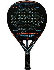 Dunlop - Racchetta da paddle, mod. Inferno Elite LTD Orange, colore blu