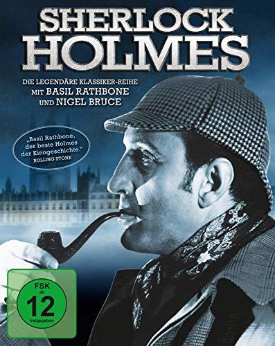 Sherlock Holmes Edition (14 Discs)