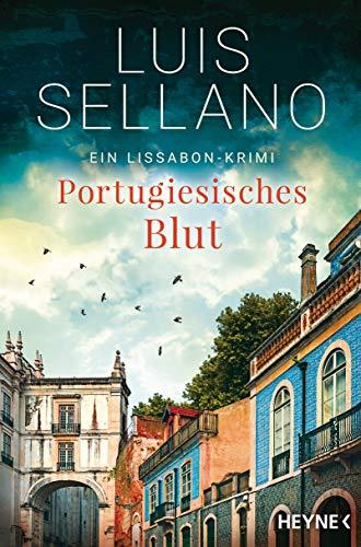 Portugiesisches Blut: Roman - Ein Lissabon-Krimi (Lissabon-Krimis 4) - Portugiesische Ausgabe Kindle