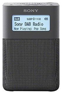 Sony XDRV20DH.EU8 - Radiodespertador Digital portátil (Dab/Dab+/FM, Altavoces estéreo, 5 presintonías Digitales y 5 analógicas, Temporizador, batería integrada) Gris (B01N3B3SC5) | Amazon price tracker / tracking, Amazon price history charts, Amazon price watches, Amazon price drop alerts