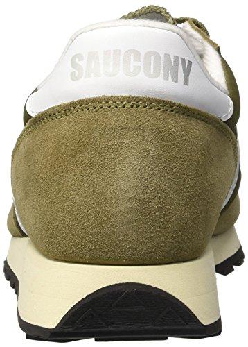 Saucony Herren Jazz Original Vintage Sneaker, Blau, 40 EU Oliv