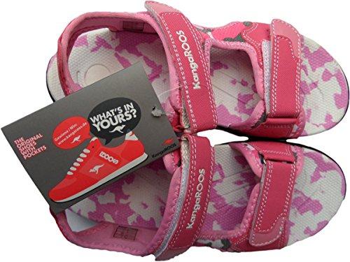 KangaROOS - Sandalen - Motive - Pink/Mehrfarbig