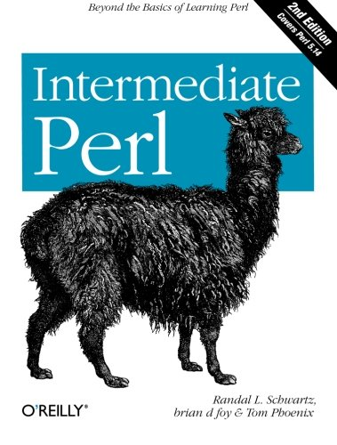Intermediate Perl 2e