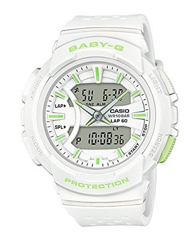 Casio Baby G Women's Watch White 46.4mm Resin BGA240-7A2