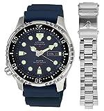 Citizen Promaster Automatic Diver Uhren-Set NY0040-17LEK