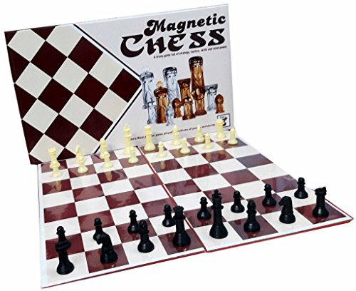Wish Kart Majestic Wooden Chess Board and Wooden Chessmen  available at amazon for Rs.249