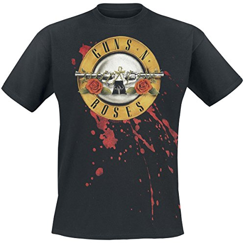 Guns N' Roses Bullet Blood T-Shirt nero M