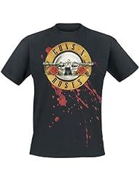 Guns N' Roses Bullet Blood T-shirt noir