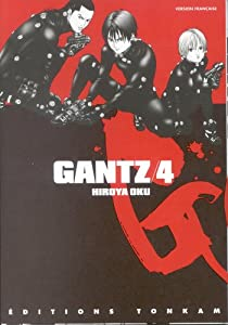 Gantz Edition simple Tome 4