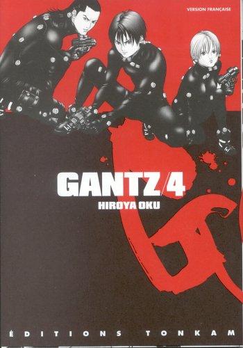 Gantz, tome 4 par Oru Hiroya