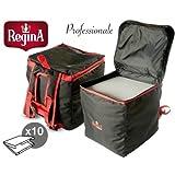Zaino borsa termica porta 10 pizze pizza consegna asporto REGINA RS8546