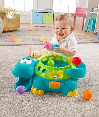 Imagen 26 de Fisher-price Go Baby Go Poppity Pop Musical Dino
