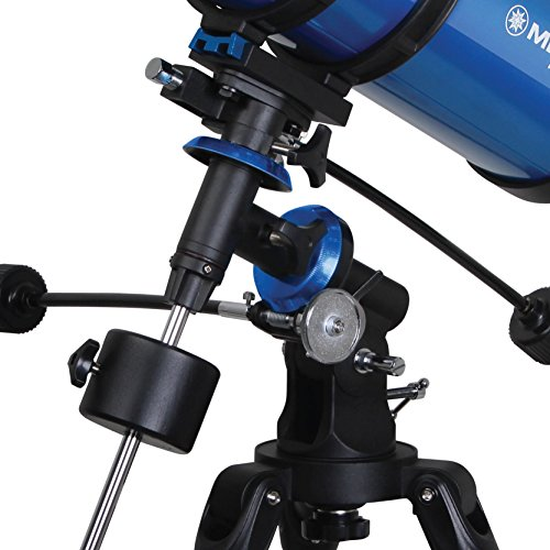 Affordable Meade Instruments Polaris 130EQ Reflector Telescope on Amazon