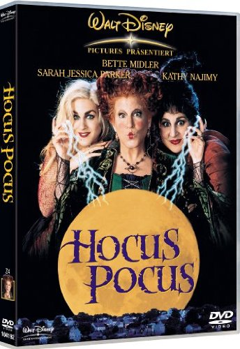 Hocus Pocus (Halloween-traditionen Lustige Familie, Die)