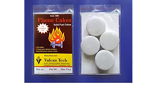 Buy Hexamine Solid Fuel Cakes Online at Low Prices in India