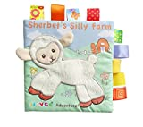 JYC Fabric Activity Crinkle Cloth Books for Babies - Best Reviews Guide