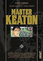 Master Keaton Deluxe Vol.9