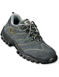 Cofra–Zapatos de trabajo de la seguridad Cofra Mod Techno tigres S1P SRC Tamaño 46