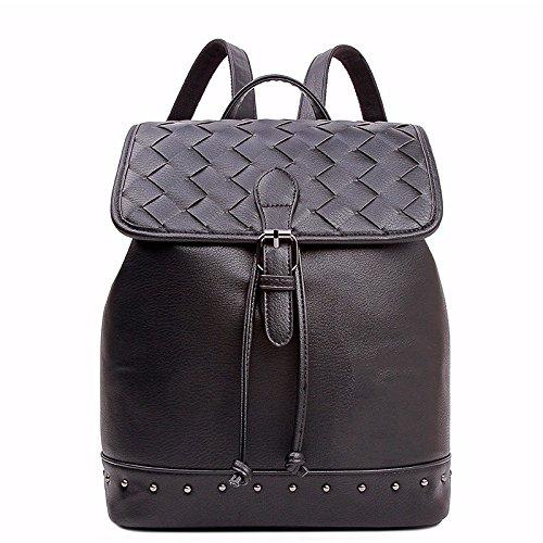 cover - art aus rucksack mode alle frauen tasche passen,schwarz schwarz