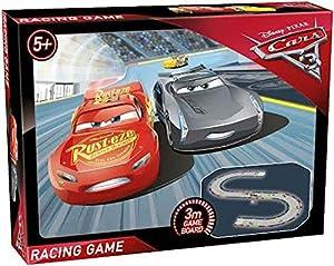 Tactic Cars 3 Racing Game Niños Juego de Mesa de Carreras - Juego de Tablero (Juego de Mesa de Carreras, Niños, 20 min, Niño/niña, 5 año(s), 99 año(s))