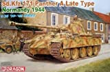 DRAGON MODELS USA 6168 1/35 Sd.Kfz 171 Panther A Late Type 1944 by DRAGON MODELS USA