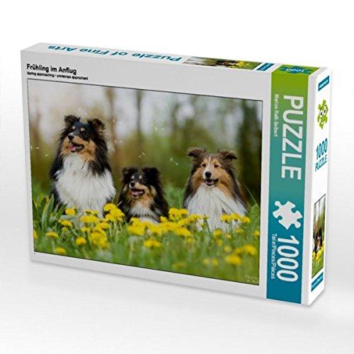 Frühling im Anflug 1000 Teile Puzzle quer (CALVENDO Tiere) Preisvergleich