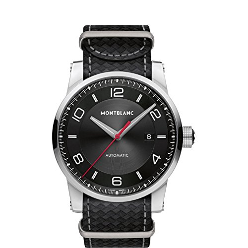 Montblanc Timewalker Urban Speed date Automatic e-Strap Orologio 41 mm...