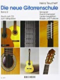 Die neue Gitarrenschule Band 2 by Heinz Teuchert (1987-01-01)
