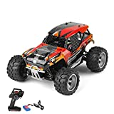 HSP Himoto 2.4GHz RC Ferngesteuerter Off-Road Buggy-Fahrzeug, 4WD Elektro Auto in 1:18 Maßstab Modell, Truggy, Komplett-Set RTR