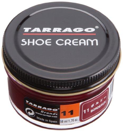 Tarrago Shoe Cream Jar 50 ML, Chaussures ou complément Mixte Adulte, Violet (Burdeaux 11)