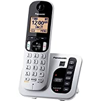 PANASONIC DIGITAL CORDLESS WITH ANSWERING SYSTEM KXTGC220