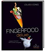 Fingerfood deluxe - Lollies & Cones