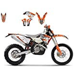 KTM SX SXF-07/10-EXC EXC-F-08/11-KIT DÉCO BLACKBIRD DREAM GRAPHIC III-78177136