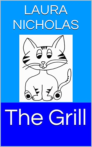 Blue Grill (The Grill (Montessori-Inspired Blue Readers Book 8) (English Edition))