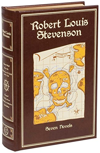Robert Louis Stevenson: Seven Novels: Treasure Island / Princo Otto / Strange Case of Dr. Jekyll and Mr. Hyde / Kidnapped / The Black Arrow / The Master of Ballantrae / David Balfour