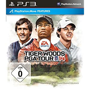 Tiger Woods PGA Tour 14 – [PlayStation 3]
