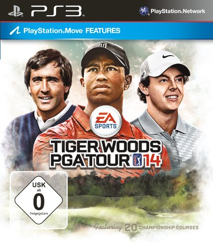 Tiger Woods PGA Tour 14 - [PlayStation 3] (3-golf-spiele Playstation)