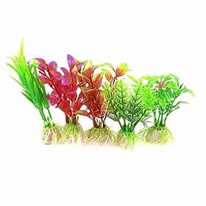 Acquario emulational pianta acquatica arredamento 5 2 for Arredamento amazon