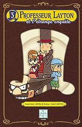 Professeur Layton et l'étrange enquête Vol.3