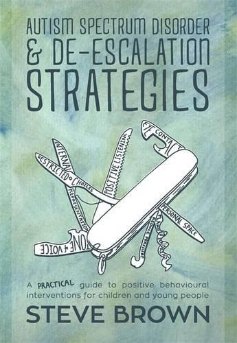 Autism Spectrum Disorder and De-escalation Strategies Cover Image
