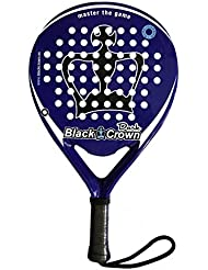 Pala de pádel Black Crown Dark