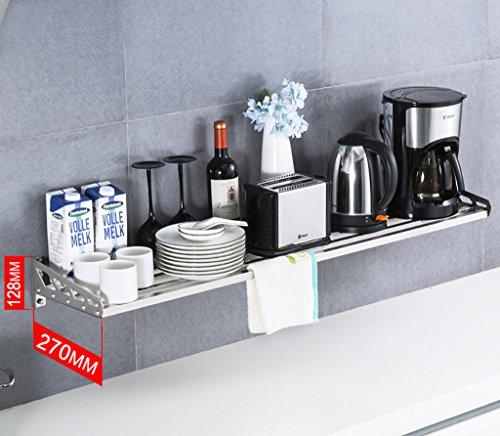 Porta Spezie Scaffale per cucina in acciaio inox Forniture da cucina ...