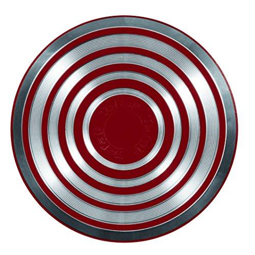 Tefal Bistro Aluminium Cookware Set, 5 Pieces – Red